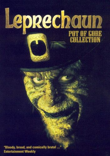Leprechaun: Pot of Gore Collection [5 Discs] [DVD] 7156604