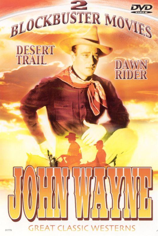The Desert Trail/Dawn Rider [DVD] 7156962