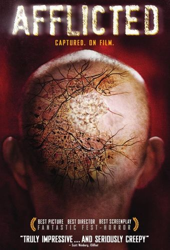 Afflicted [Includes Digital Copy] [UltraViolet] [DVD] [2013] 7159039