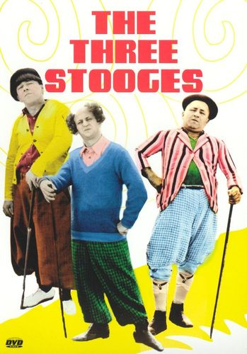 The Three Stooges [DVD] [1949] 7168325