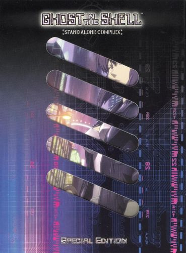 Ghost in the Shell: Stand Alone Complex, Vol. 06 [With T-shirt & ID Card] [2 Discs] [DVD] 7172187