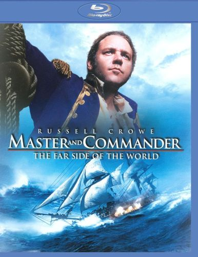 Master and Commander: The Far Side of the World [Blu-ray] [2003] 7175244