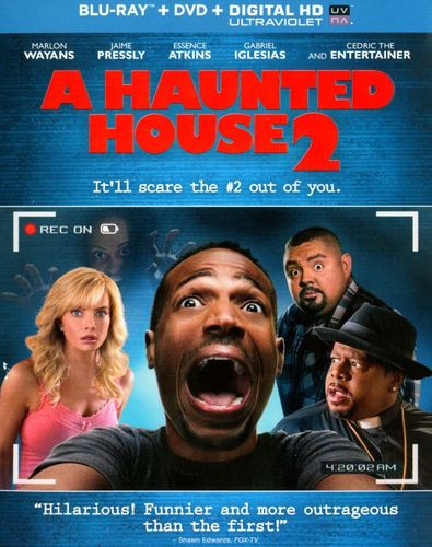 A Haunted House 2 [Blu-ray] [2014] 7185015