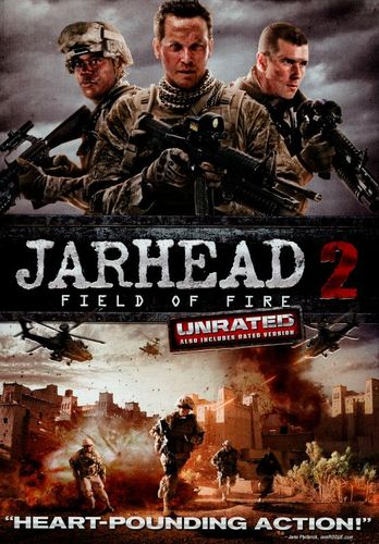 Jarhead 2: Field of Fire [Unrated] [DVD] [2014] 7185024