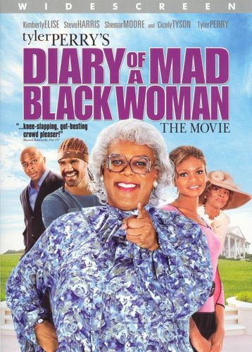 Diary of a Mad Black Woman [WS] [DVD] [2005] 7185039