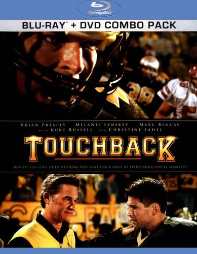 Touchback [2 Discs] [Blu-ray/DVD] [2011] 7187059
