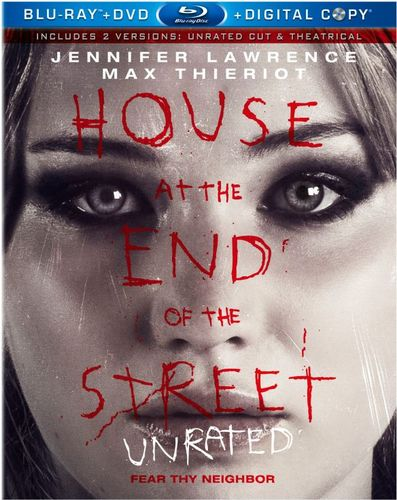 House at the End of the Street [Blu-ray/DVD] [2012] 7187077