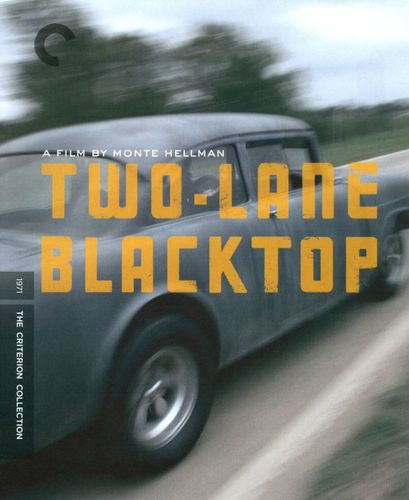 Two-Lane Blacktop [Criterion Collection] [Blu-ray] [1971] 7189048