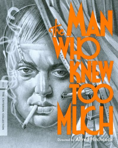 The Man Who Knew Too Much [Criterion Collection] [Blu-ray] [1934] 7189181