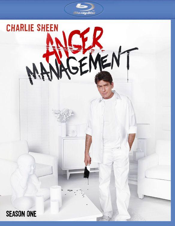 Anger Management: Season One [2 Discs] [Blu-ray] 7189224