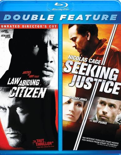 Law Abiding Citizen/Seeking Justice [Blu-ray] 7192027
