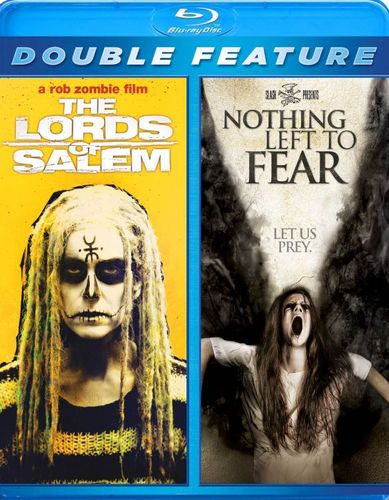 The Lords of Salem/Nothing Left to Fear [Blu-ray] 7192114