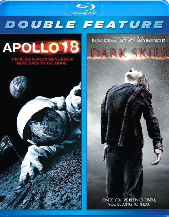 Apollo 18/Dark Skies [Blu-ray] 7192187