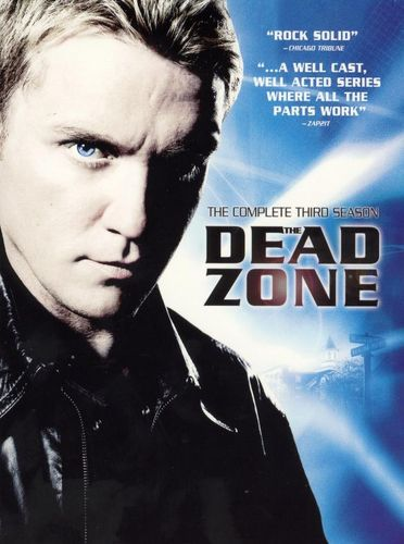 The Dead Zone: Complete Third Season [3 Discs] [DVD] 7205008