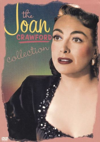 Joan Crawford Collection [5 Discs] [DVD] 7206506