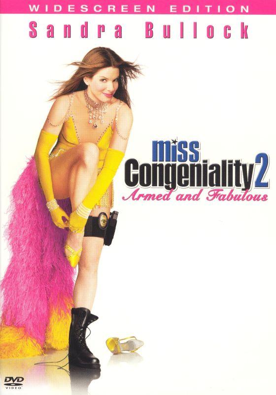 Miss Congeniality 2: Armed & Fabulous [WS] [DVD] [2005] 7209656