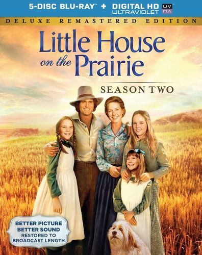 Little House on the Prairie: Season Two [5 Discs] [Blu-ray] 7211004