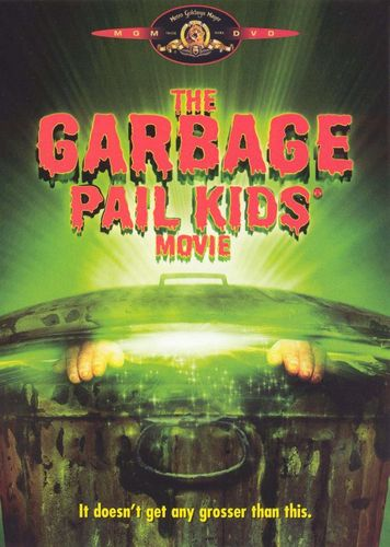 The Garbage Pail Kids Movie [DVD] [1987] 7214784