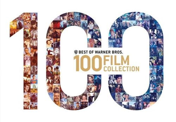 Best of Warner Bros.: 100 Film Collection [55 Discs] [DVD] 7218114