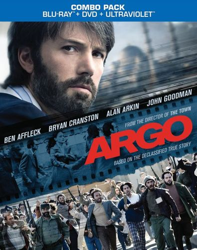 Argo [2 Discs] [Includes Digital Copy] [UltraViolet] [Blu-ray/DVD] [2012] 7218141