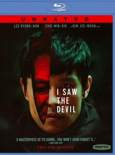 I Saw the Devil [Blu-ray] [2010] 7228041