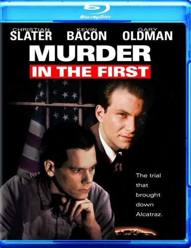 Murder in the First [Blu-ray] [1995] 7228102