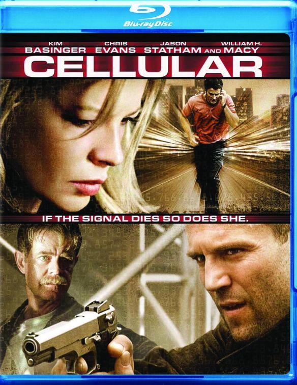 Cellular [Blu-ray] [2004] 7228139