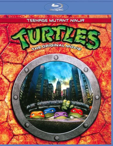 Teenage Mutant Ninja Turtles [Blu-ray] [1990] 7228148
