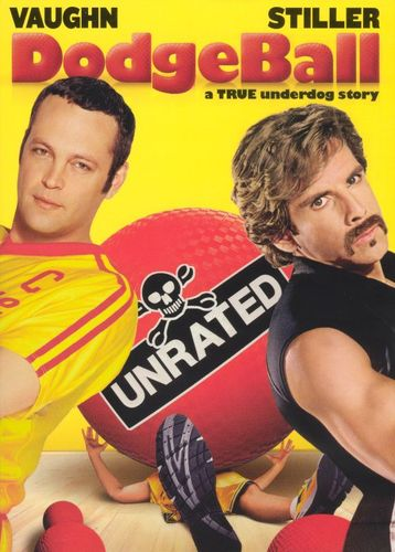 Dodgeball: A True Underdog Story [Unrated] [DVD] [2004]