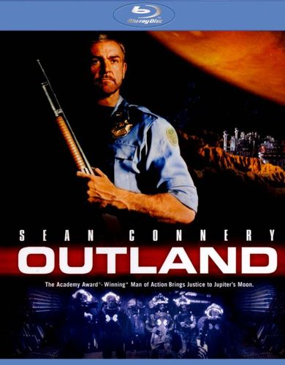 Outland [Blu-ray] [1981] 7260152