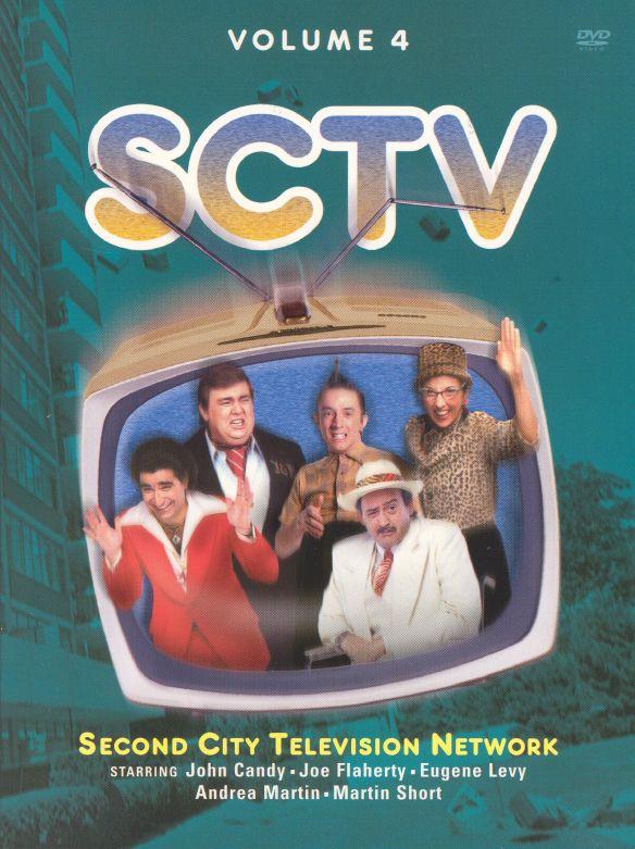 SCTV, Vol. 4 [6 Discs] [DVD] 7261802