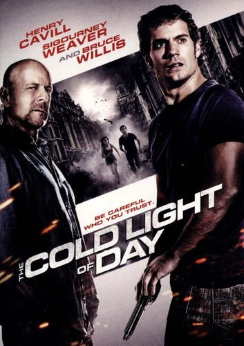 The Cold Light of Day [DVD] [2012] 7262114