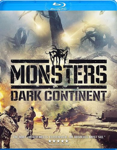 Monsters: Dark Continent [Blu-ray] [2014] 7263025