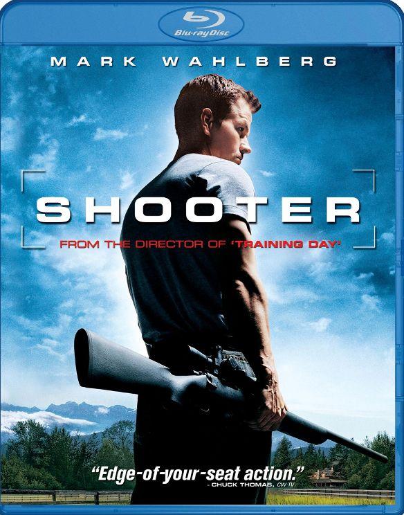 Shooter [Blu-ray] [2007] 7272053
