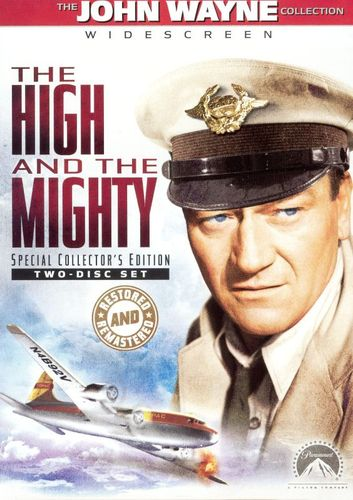 The High and the Mighty [2 Discs] [DVD] [1954]