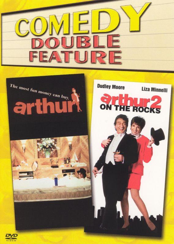 Arthur/Arthur 2: On the Rocks [2 Discs] [DVD] 7287811
