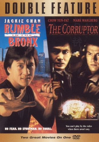 Rumble in the Bronx/The Corruptor [DVD] 7288008