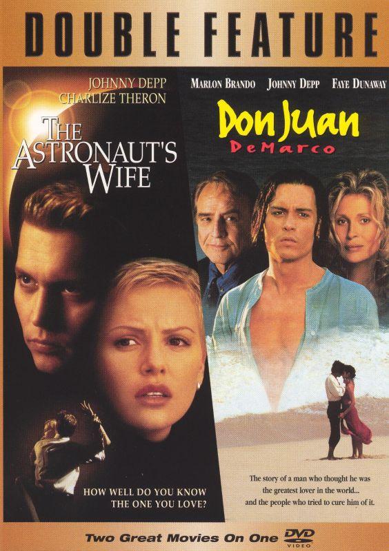 The Astronaut's Wife/Don Juan DeMarco [DVD] 7288053