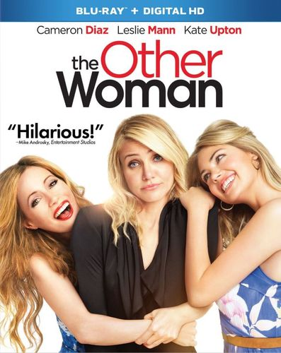 The Other Woman [Includes Digital Copy] [Blu-ray] [2014] 7295005