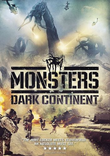 Monsters: Dark Continent [DVD] [2014] 7305058