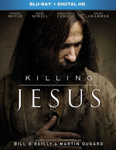 Killing Jesus [Blu-ray] [2015] 7305067
