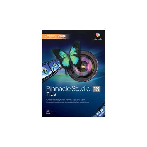PInnacle Studio 16 Plus - Windows [Digital]