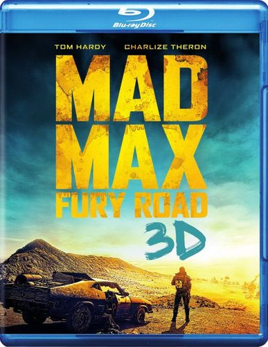 Mad Max: Fury Road [3D] [Blu-ray] [Blu-ray/Blu-ray 3D] [2015] 7312011