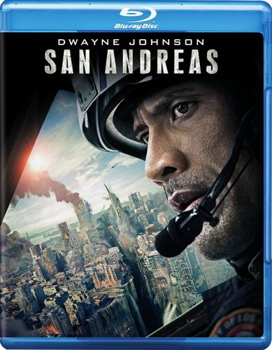 San Andreas [Blu-ray/DVD] [2015] 7312048