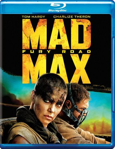 Mad Max: Fury Road [Blu-ray/DVD] [2015] 7312057