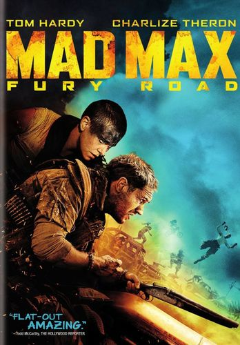 Mad Max: Fury Road [DVD] [2015] 7312066