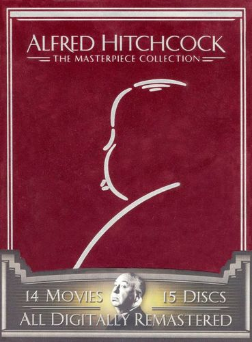 The Alfred Hitchcock: The Masterpiece Collection [DVD] 7317977
