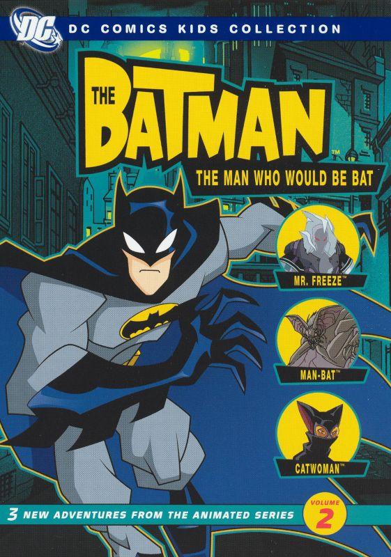 The Batman: The Man Who Would Be Bat [DVD] 7338302