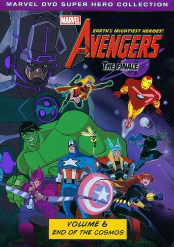 The Avengers: Earth's Mightiest Heroes, Vol. 6 [2 Discs] [DVD] 7343084