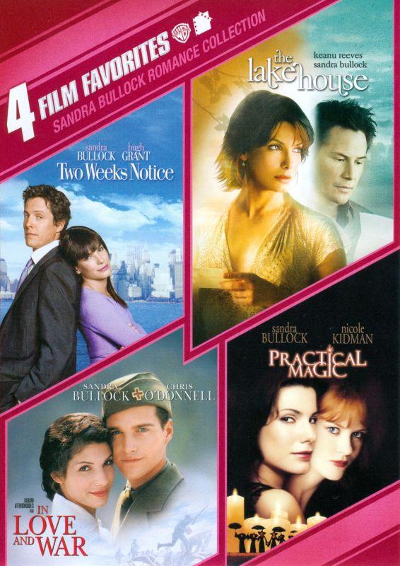 Sandra Bullock Romance Collection: 4 Film Favorites [2 Discs] [DVD] 7343136